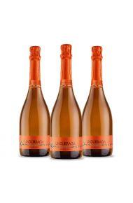 3 Bottles Undurraga Sparkling Demi Sec