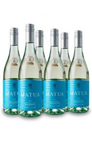Six Bottles Matua Sauv Blanc